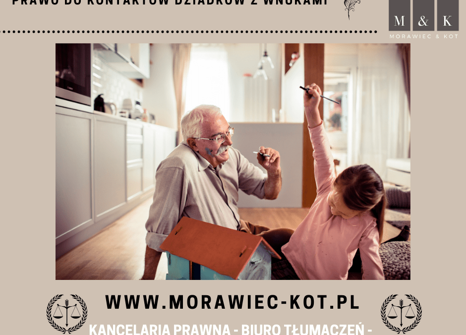 Prawo do kontaktów dziadków z wnukami