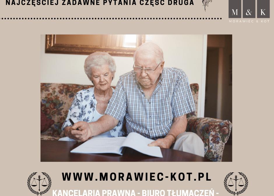 ZACHOWEK – cz. II